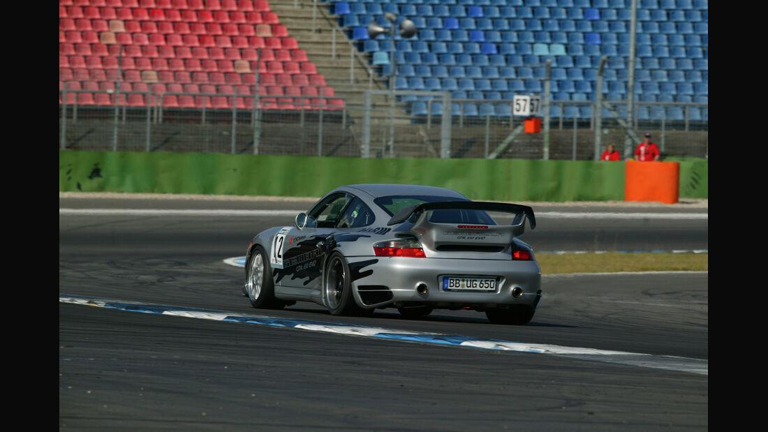 Gemballa-Porsche GTR 650 EVO
