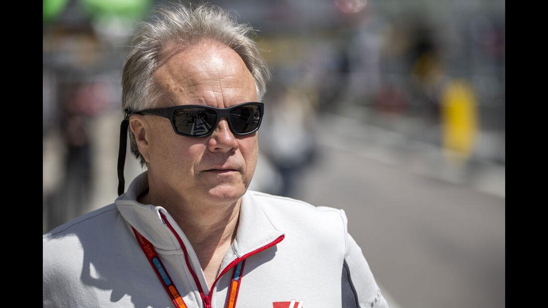 Gene Haas - Formel 1 - GP Russland - 28. April 2016