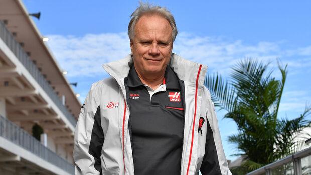 Gene Haas - GP USA 2018