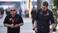 Gene Haas & Guenther Steiner - F1 2019