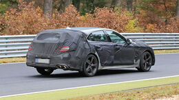 Genesis G70 Shooting Brake Erlkönig