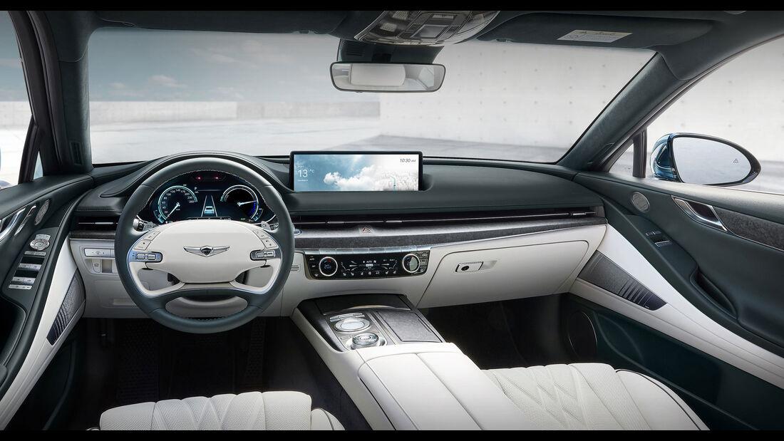 Genesis G80 EV