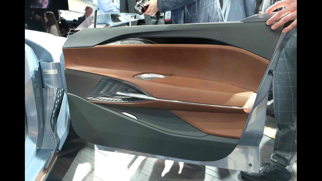 Genesis New York Concept 2016