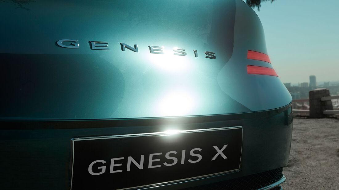 Genesis X Concept