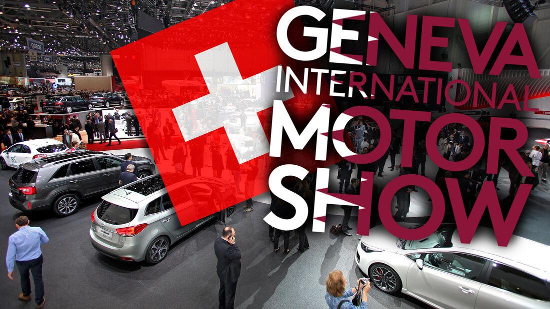 Genf Autosalon Investor Katar