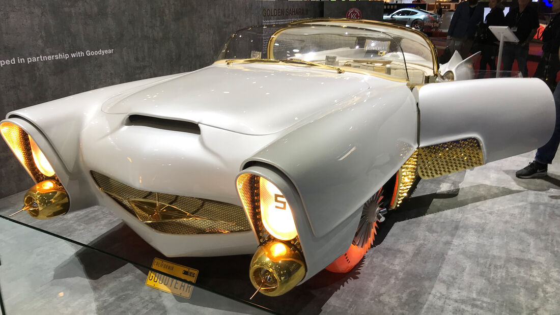 Genf Autosalon Motor Show 2019 Sneak Preview