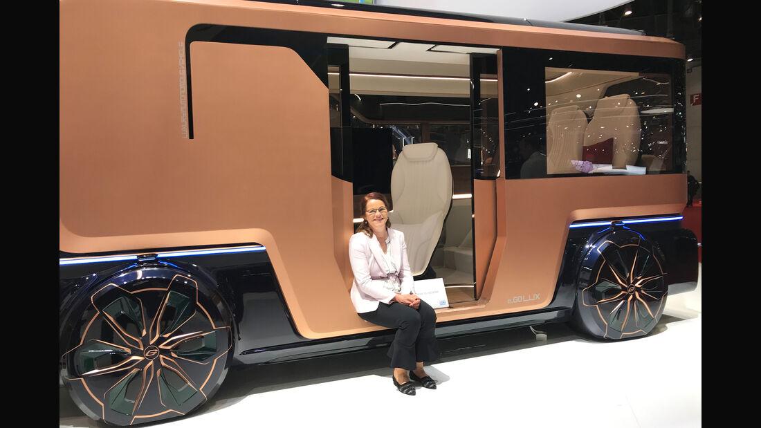 Genf International Motor Show 2019, Switzerland, Geneva, 05.03.2019 -
