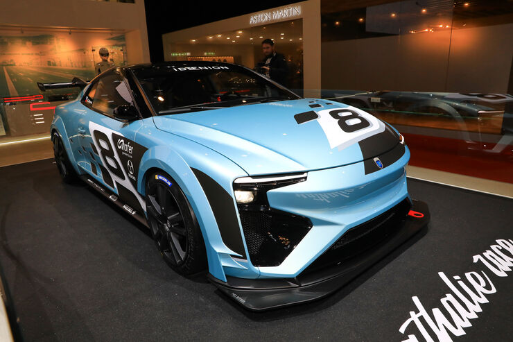 Genf International Motor Show 2019, Switzerland, Geneva, 06.03.2019 - Copyright Stefan Baldauf / SB-Medien