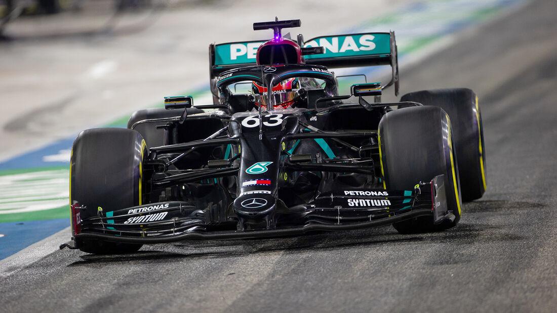 George Russell - Formel 1 - GP Bahrain / Sakhir - 2020