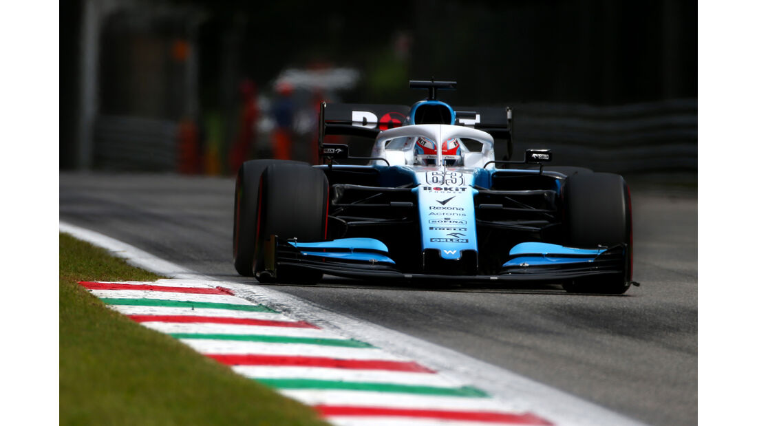 George Russell - Formel 1 - GP Italien 2019