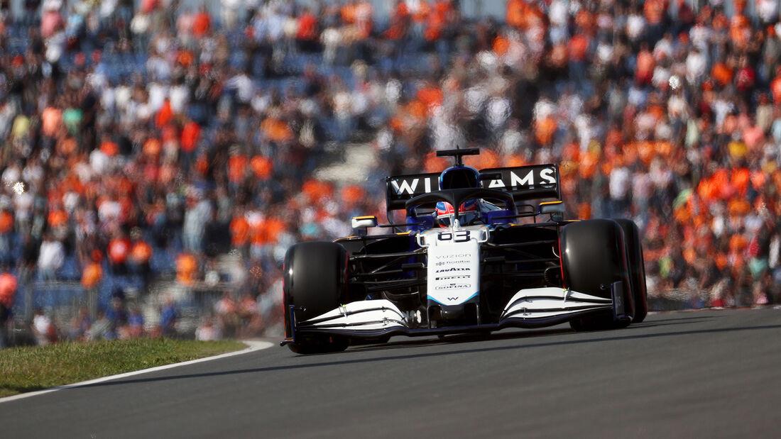 George Russell - Formel 1 - GP Niederlande - Zandvoort - 2021