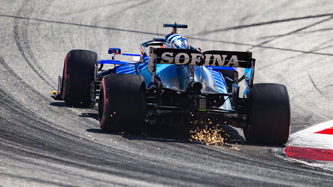 George Russell - Formel 1 - GP Österreich 2021