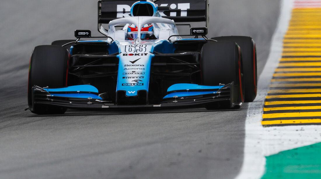 George Russell - Formel 1 - GP Spanien 2019