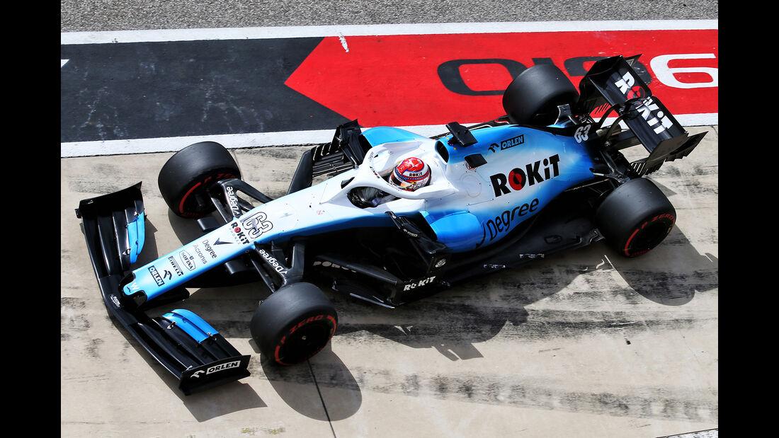 George Russell  - Formel 1 - GP USA 2019