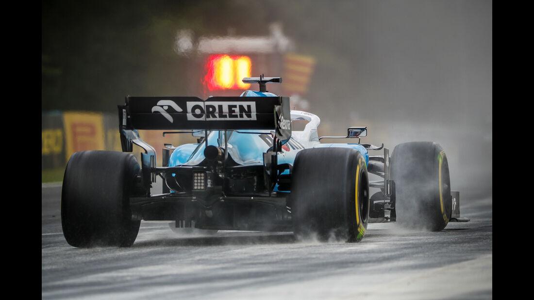 George Russell - Formel 1 - GP Ungarn 2019