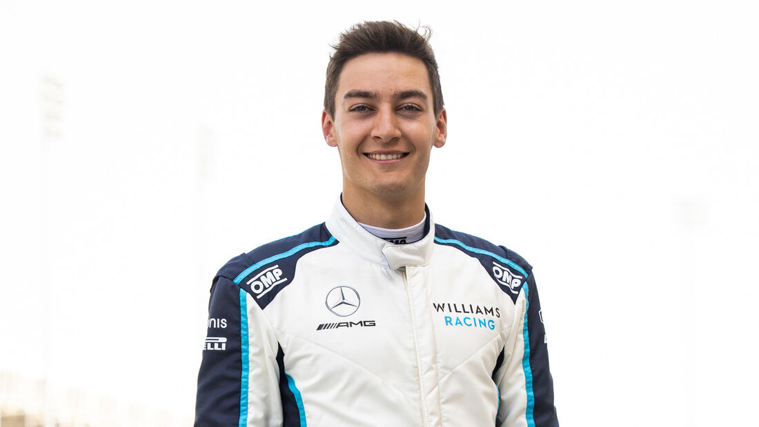 George Russell - Formel 1 - Porträt - 2021