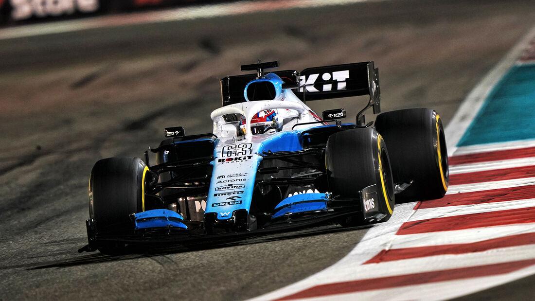 George Russell - GP Abu Dhabi 2019