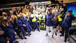 George Russell - GP Belgien 2021