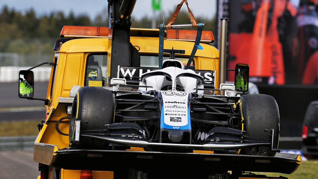 George Russell - GP Eifel - Nürburgring - Formel 1 - 2020