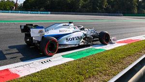 George Russell - GP Italien 2020