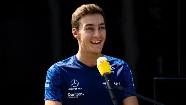 George Russell - GP Italien 2021