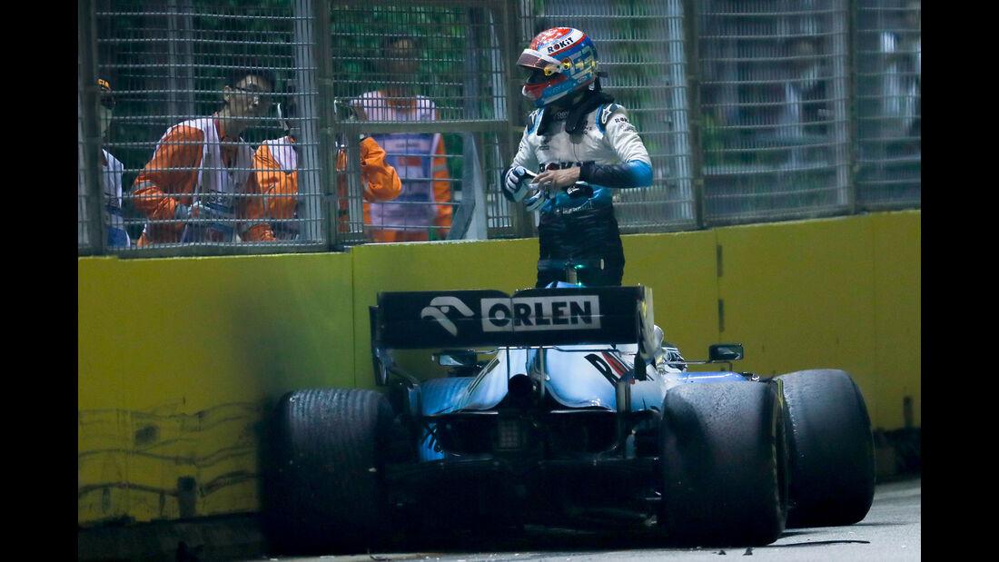 George Russell - GP Singapur 2019
