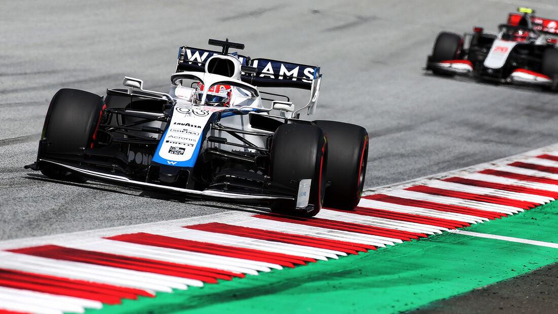 George Russell - GP Steiermark - Österreich 2020