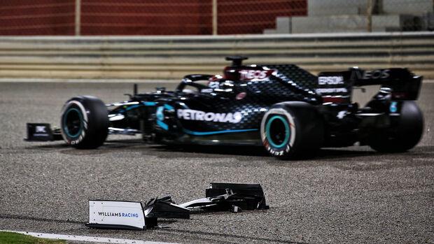George Russell - Mercedes - GP Bahrain 2020 - Sakhir