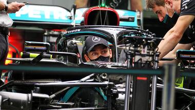 George Russell - Mercedes - GP Sakhir 2020 - Bahrain