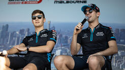 George Russell - Nicholas Latifi - Williams - Formel 1