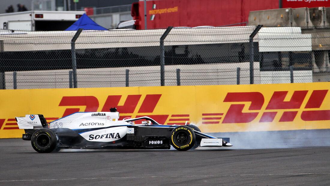 George Russell - Nürburgring - Eifel Grand Prix - 2020