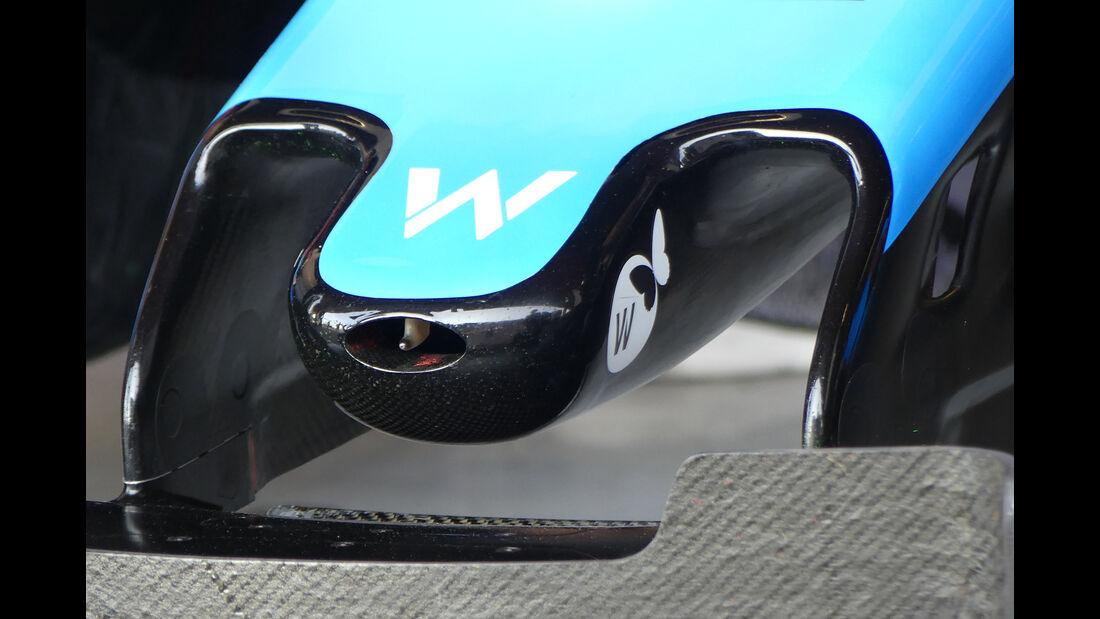 George Russell - Williams - Barcelona - F1-Test - 27. Februar 2019