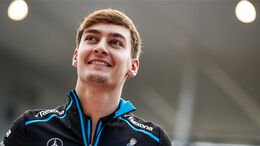 George Russell - Williams - Formel 1