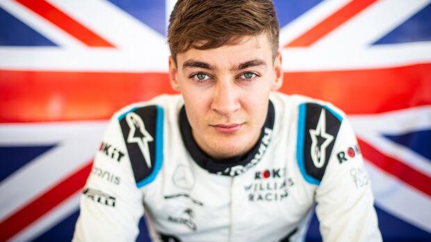 George Russell - Williams - Formel 1 - GP Frankreich - 21. Juni 2019