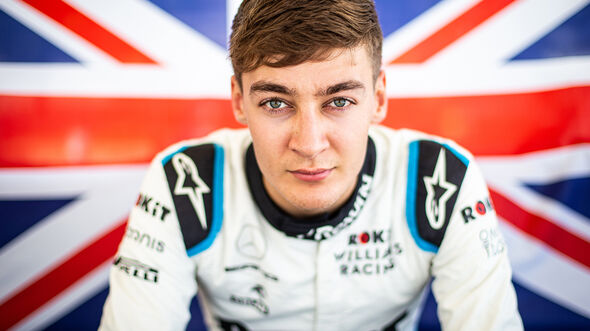 George Russell - Williams - Formel 1 - GP Frankreich - 21. Juni 2019