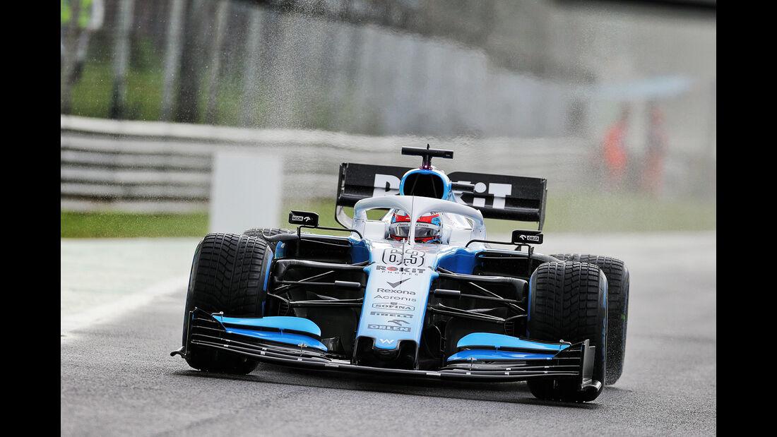 George Russell - Williams - Formel 1 - GP Italien - Monza - 6. September 2019