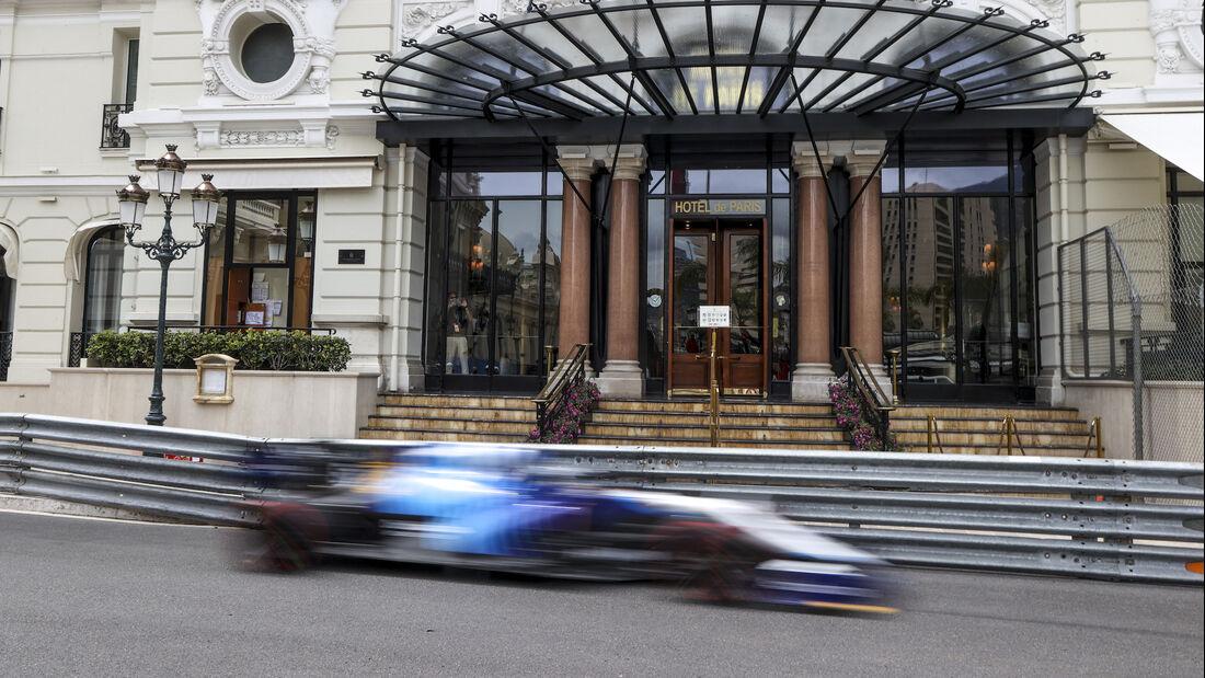 George Russell - Williams - Formel 1 - GP Monaco 2021