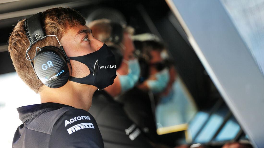 George Russell - Williams - Formel 1 - GP Steiermark - Österreich - Spielberg - 10. Juli 2020