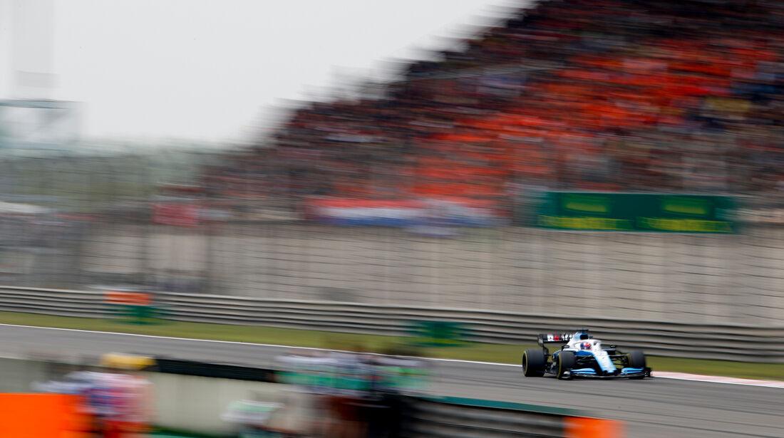 George Russell - Williams - GP China 2019 - Shanghai