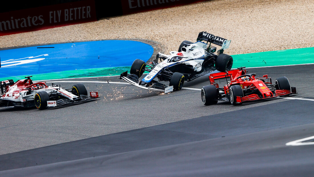 George Russell - Williams - GP Eifel 2020 - Nürburgring