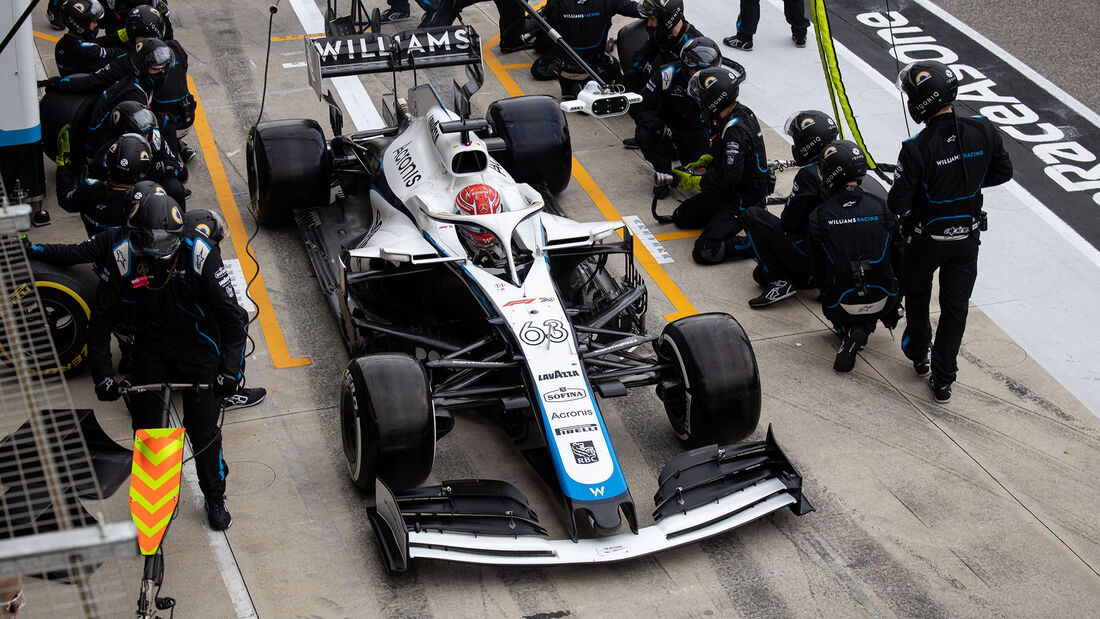 George Russell - Williams - GP Emilia-Romagna 2020 - Imola