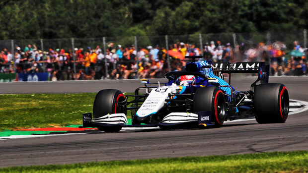 George Russell - Williams - GP England 2021 - Silverstone