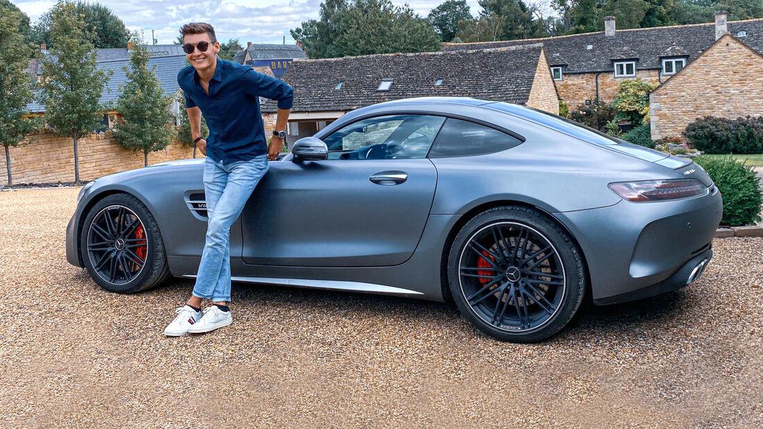 George Russell - Williams - GP England  - Silverstone - 30. Juli 2020
