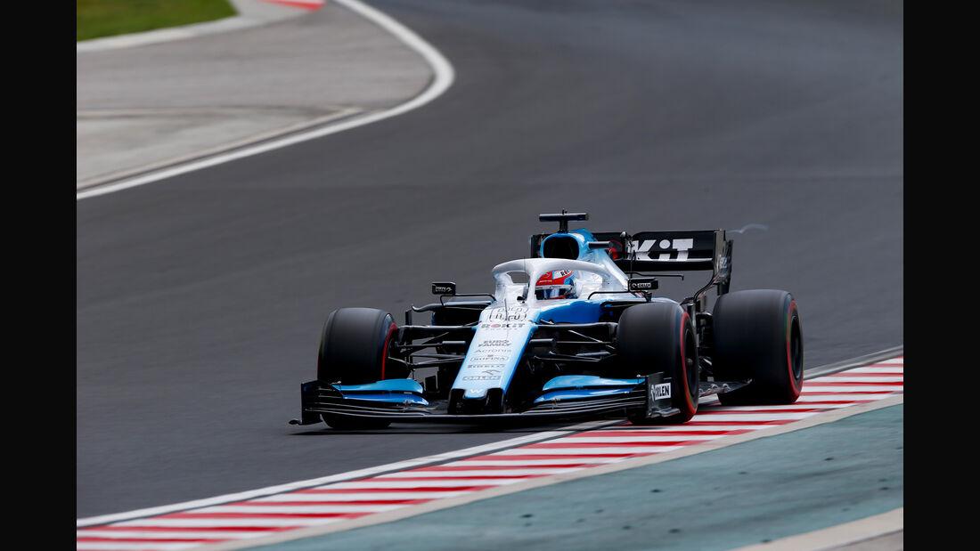 George Russell - Williams - GP Ungarn 2019 - Budapest - Qualifying