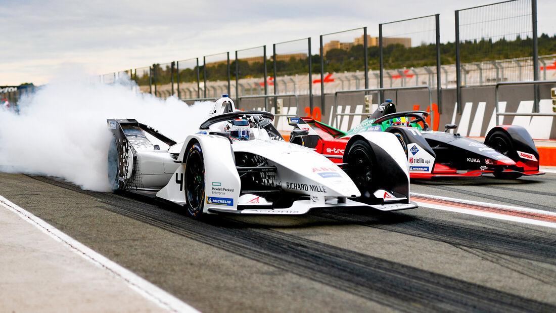Geox Dragon - Formel E - 2019
