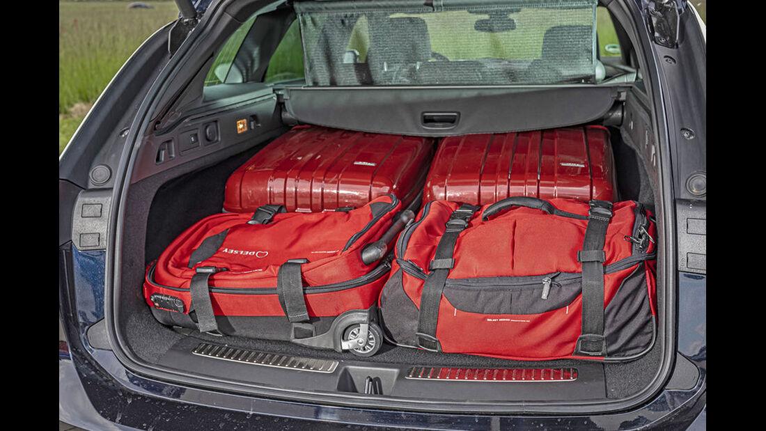 Gepäck Kofferraum