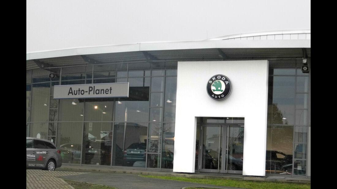 Gera, Auto-Planet AG