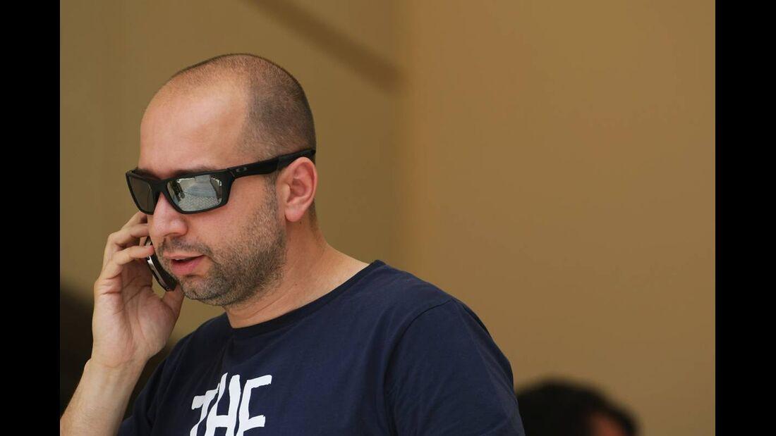 Gerard Lopez - Formel 1 - GP Bahrain - 21. April 2012