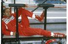 Gerhard Berger 1992 McLaren