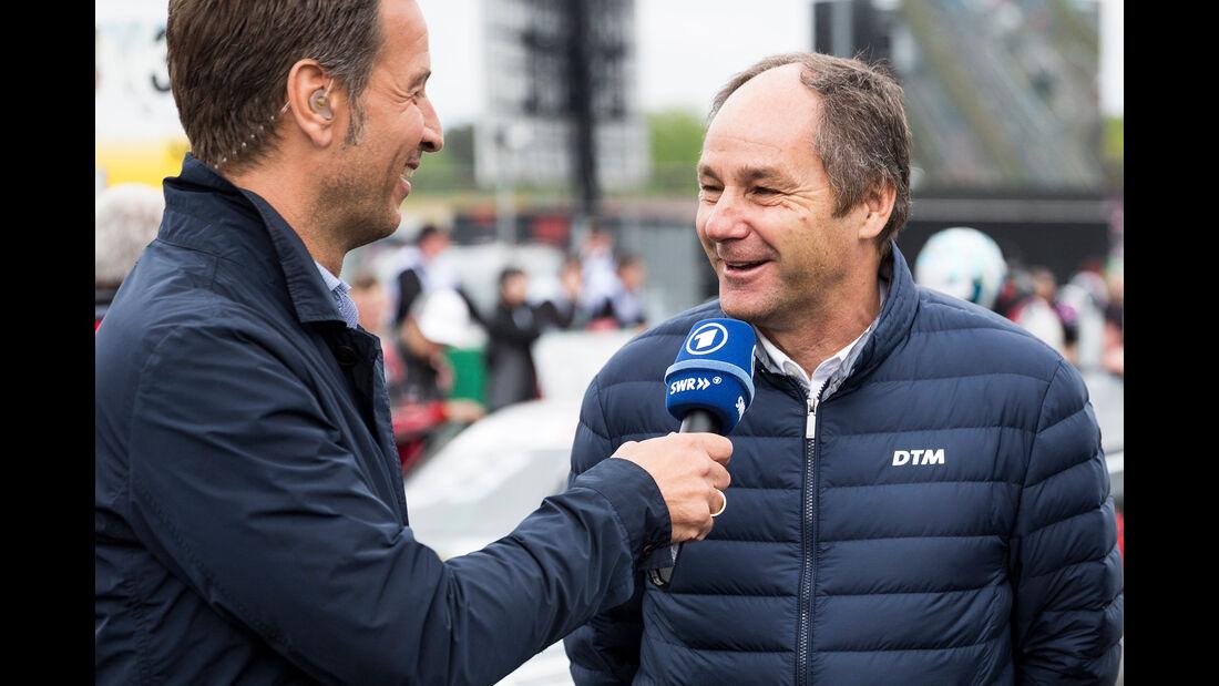 Gerhard Berger - DTM - 2017